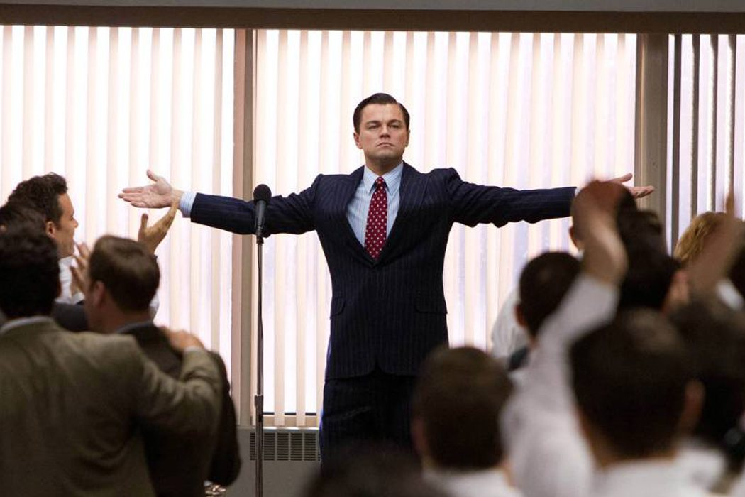 DiCaprio, el Calígula de Wall Street