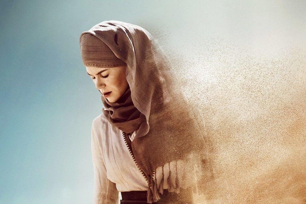 'La reina del desierto'