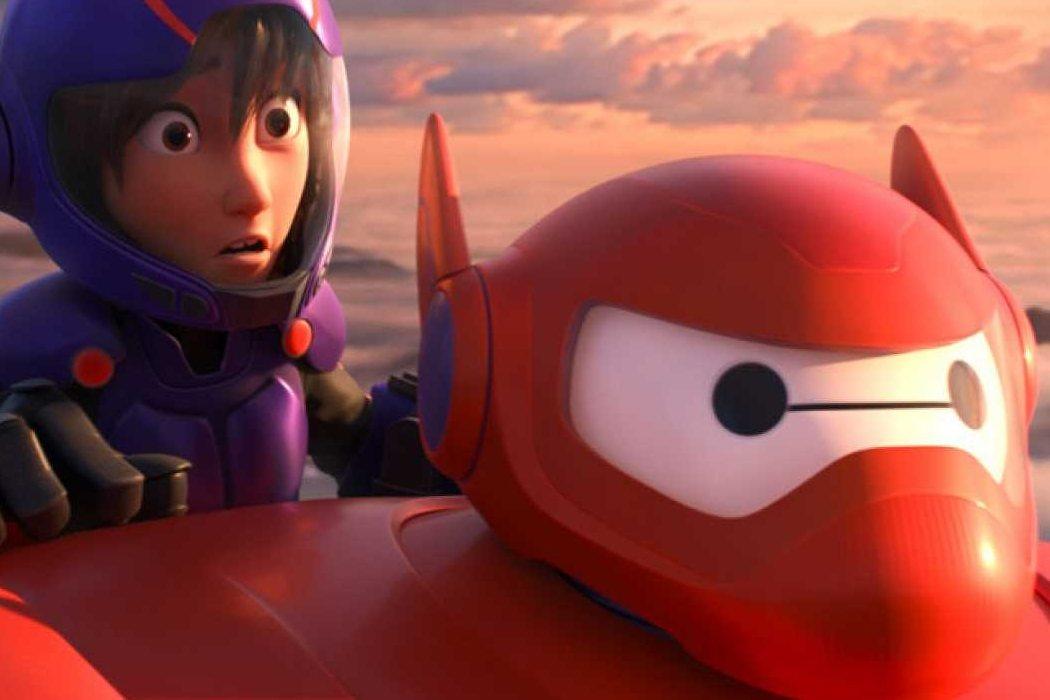 Año 2014: 'Big Hero 6'