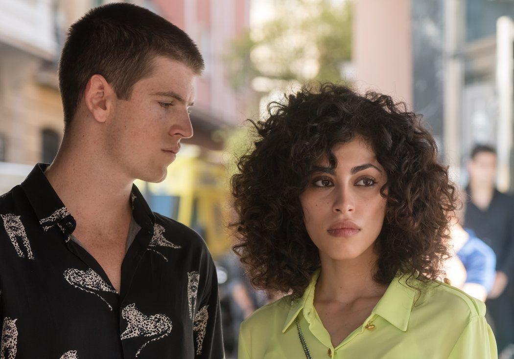 Guzmán y Nadia