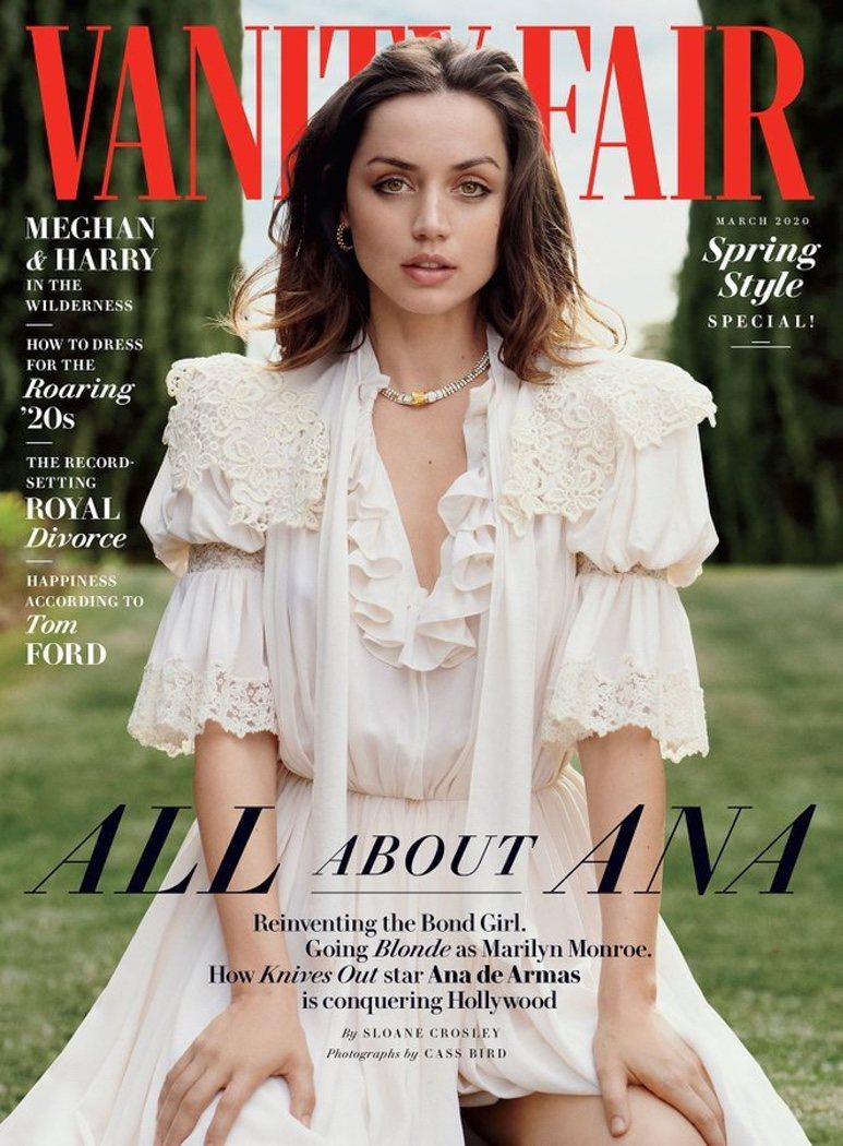 Ana de Armas portada Vanity Fair