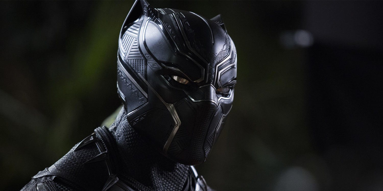 El traje de 'Black Panther'
