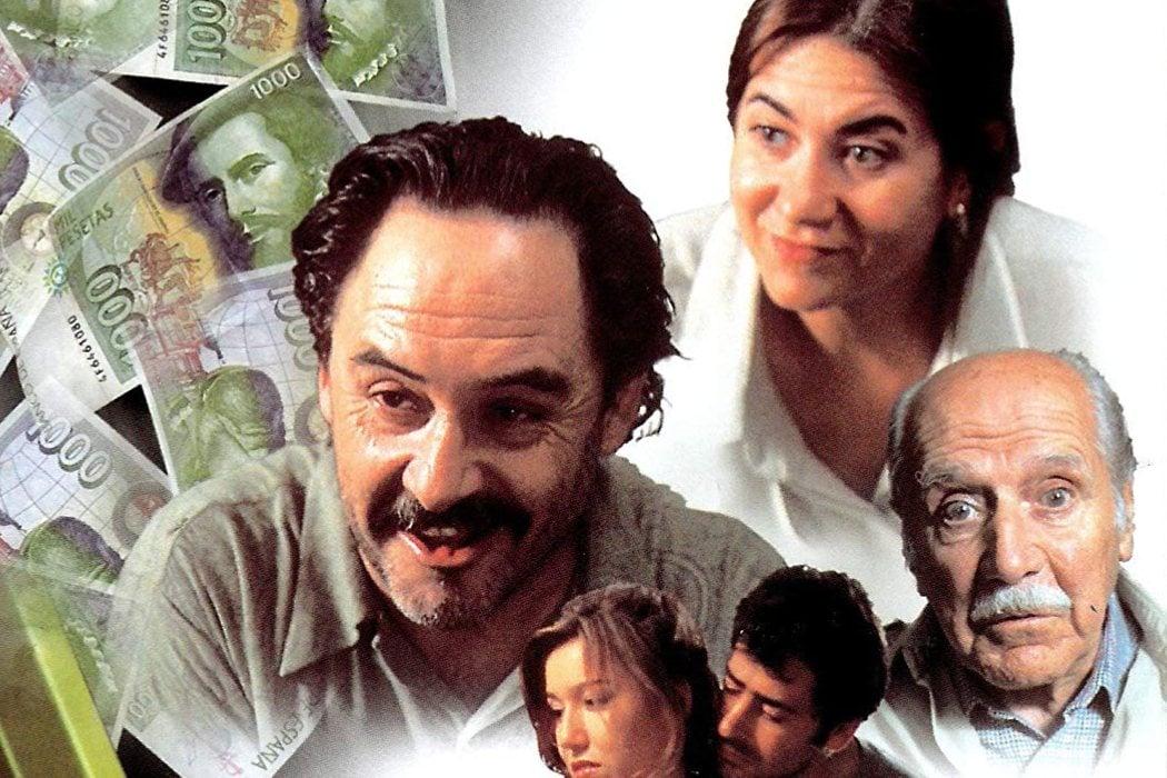 Julia en 'Terca vida' (2000)