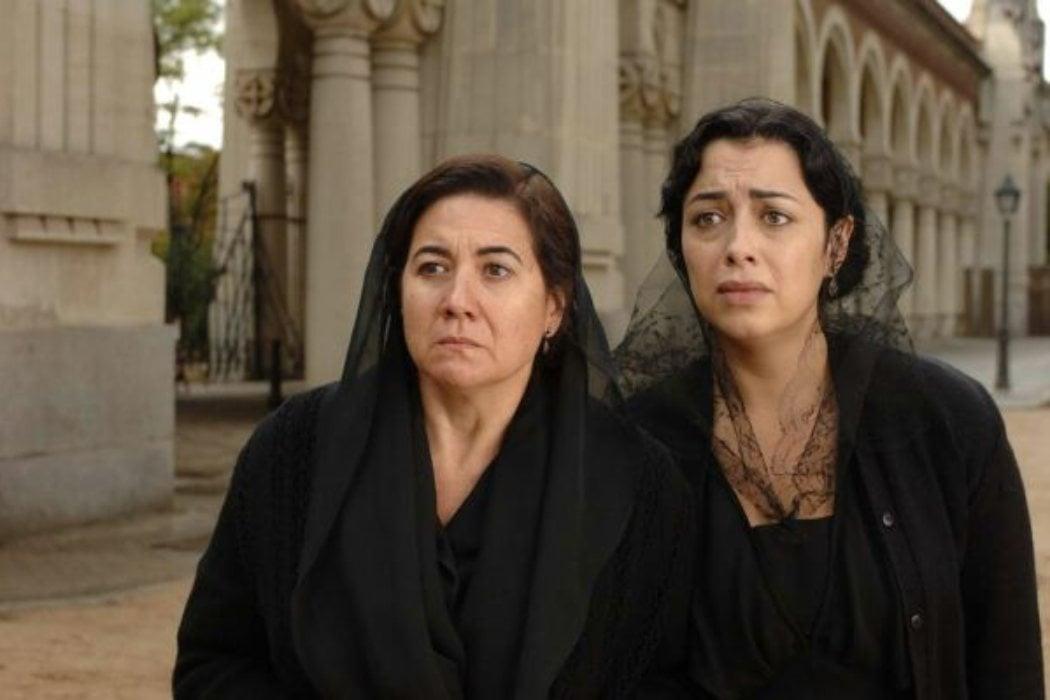 Dolores en 'Las 13 rosas' (2007)