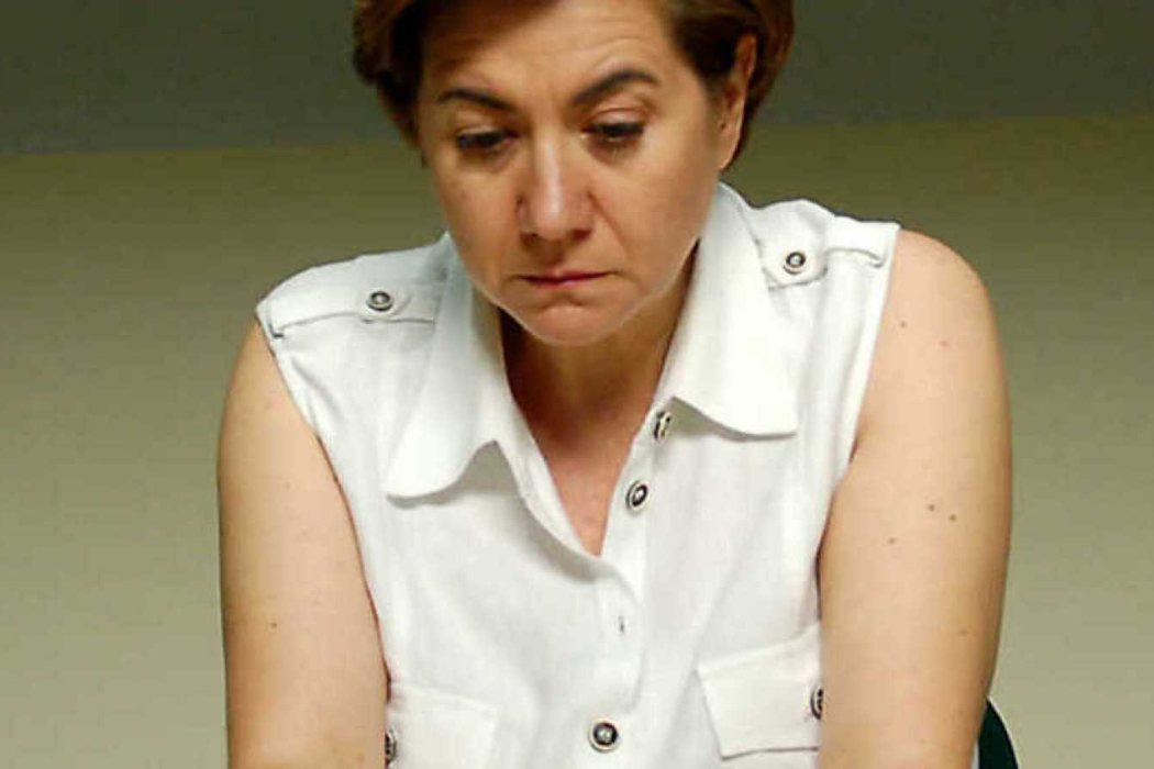 Victoria Álvarez en 'El Caso Wanninkhof' (2008)