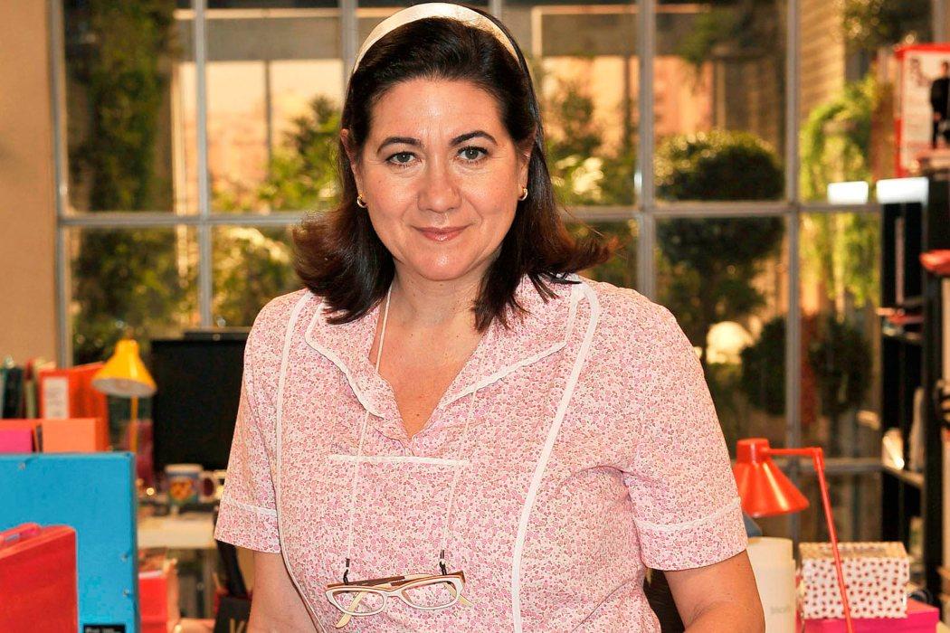 Carmen Sánchez en 'B&b, de boca en boca' (2014 - 2015)