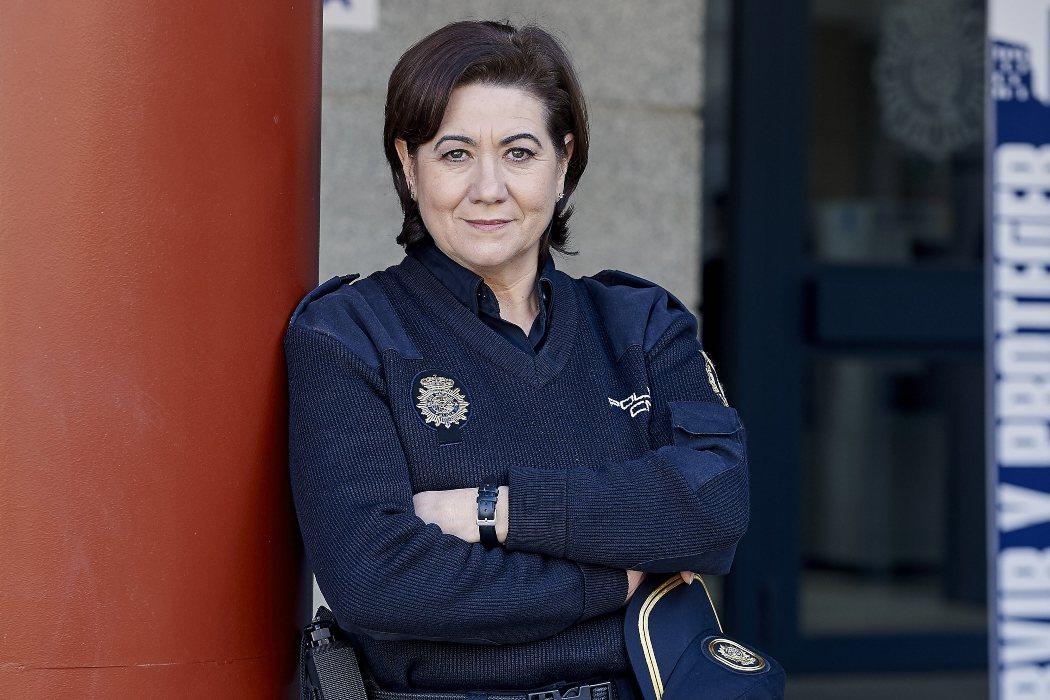 Claudia Miralles en 'Servir y proteger' (2017 - Actualidad)