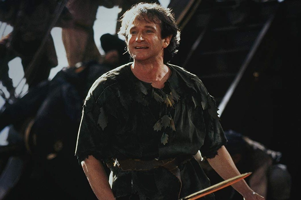 'Hook (El capitán Garfio)'