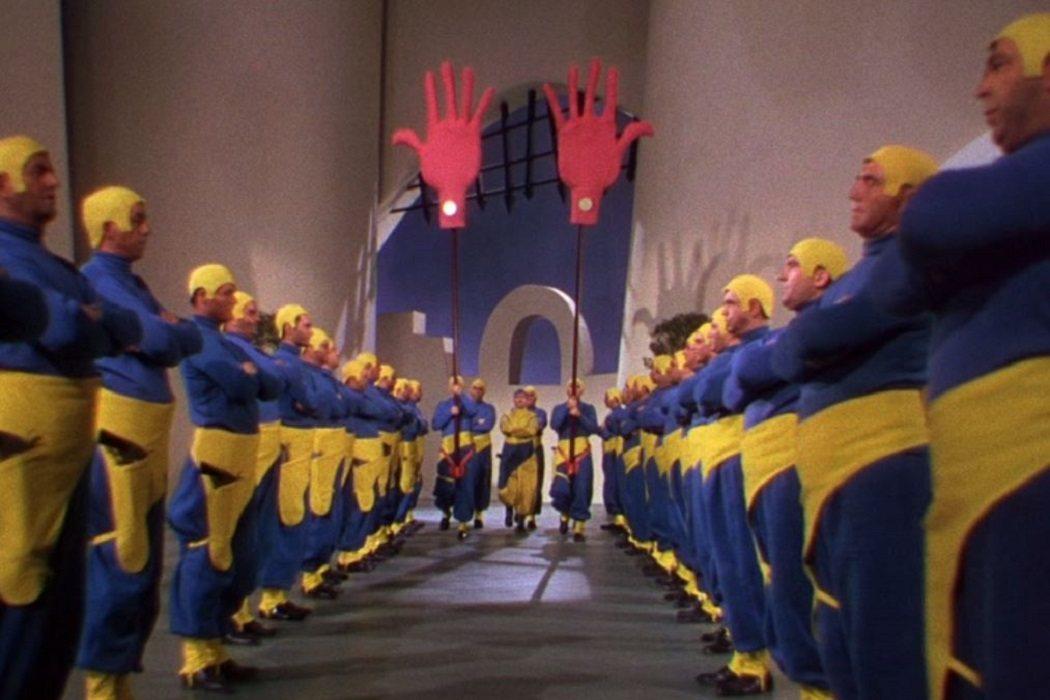 'Cinco mil dedos del Dr. T'