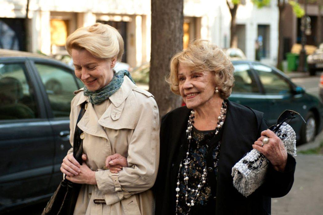'Una dama en París' (2012)