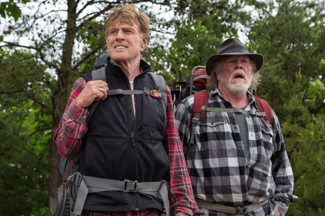 'Un paseo por el bosque' (2015)