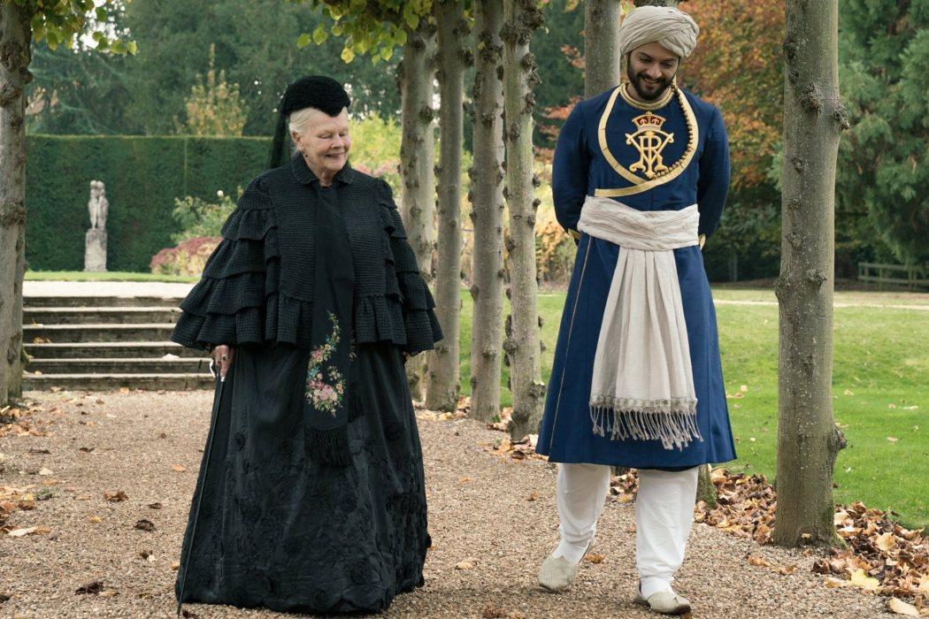 'La reina Victoria y Abdul' (2017)
