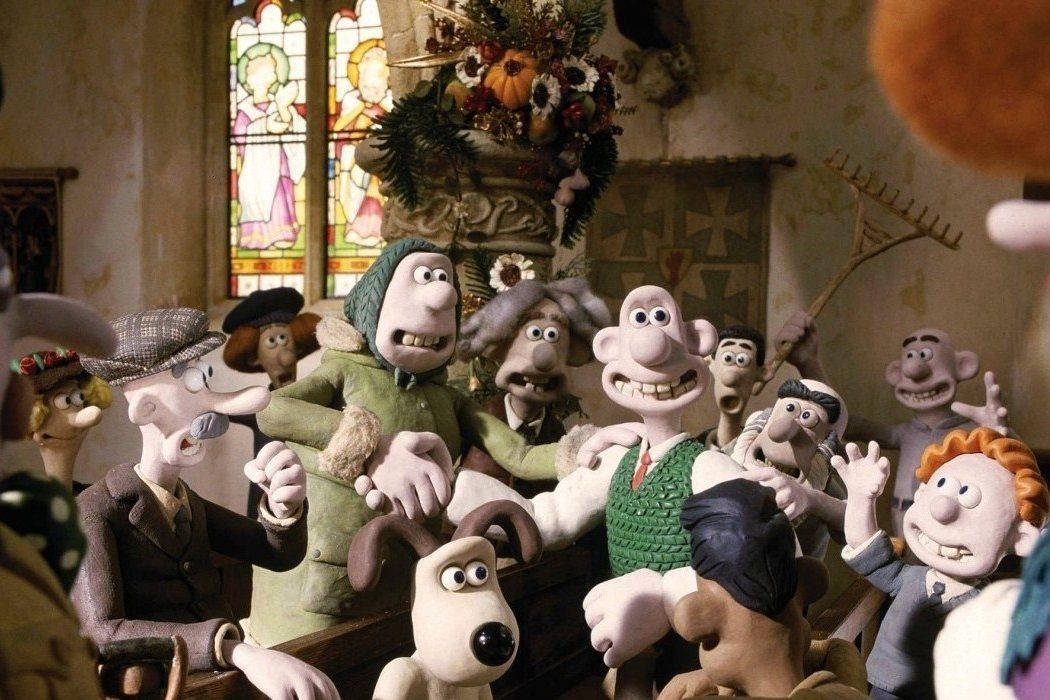 'Wallace y Gromit. La maldición de las verduras'