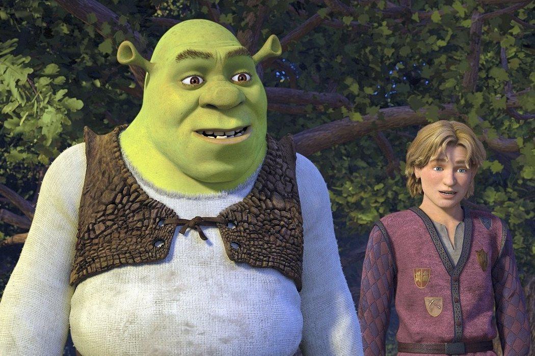 'Shrek Tercero'