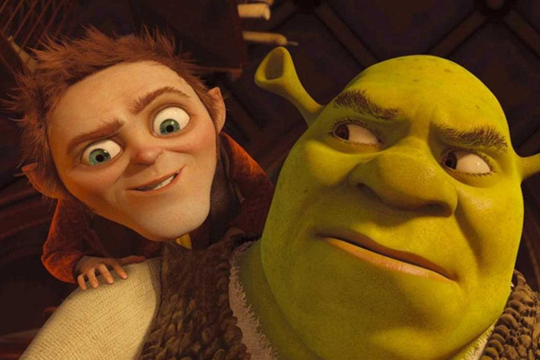 'Shrek: felices para siempre'
