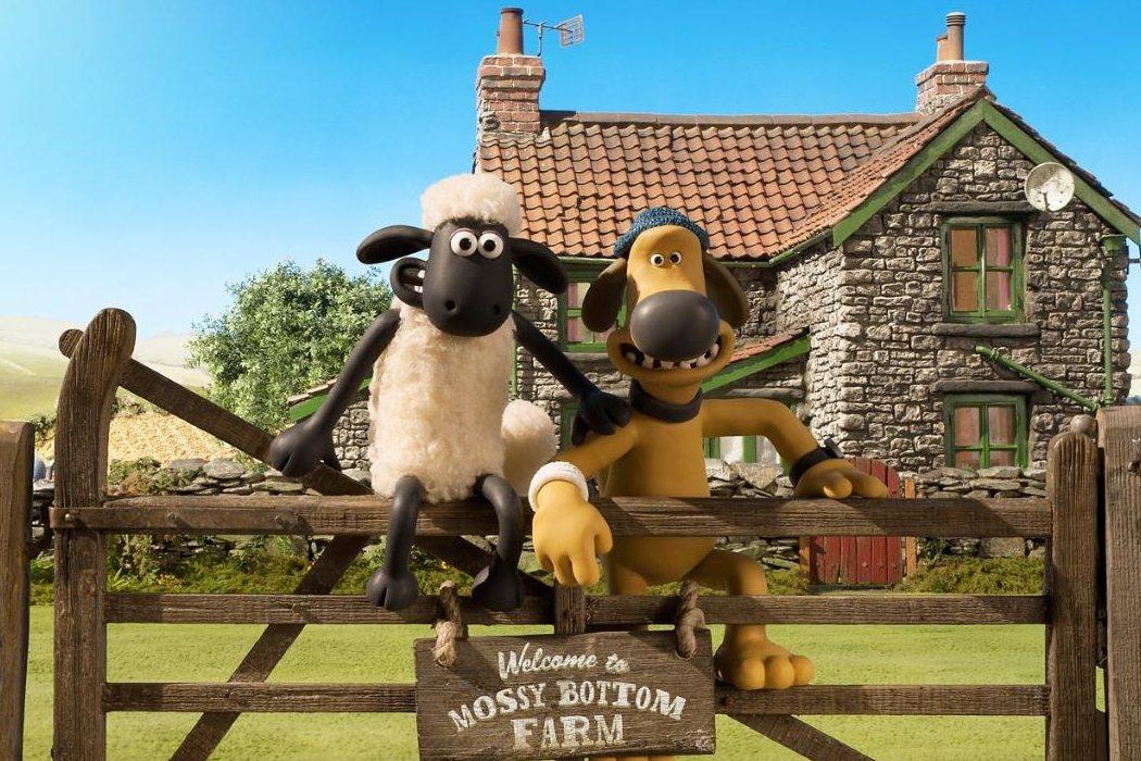 'La oveja Shaun: La película'