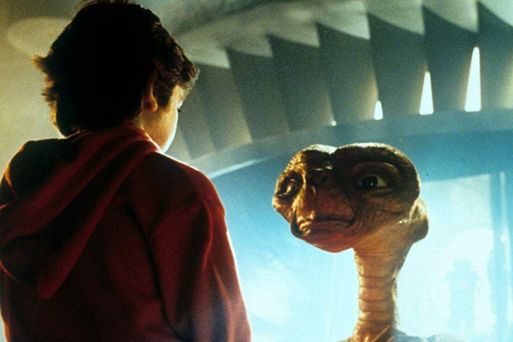 'E.T., el extraterrestre'