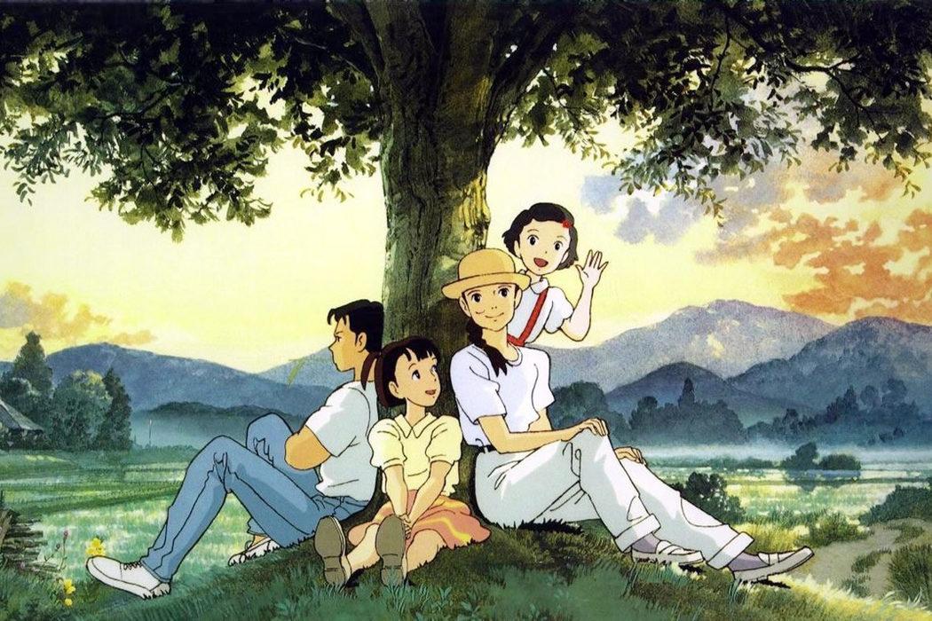 Su producción en Ghibli
