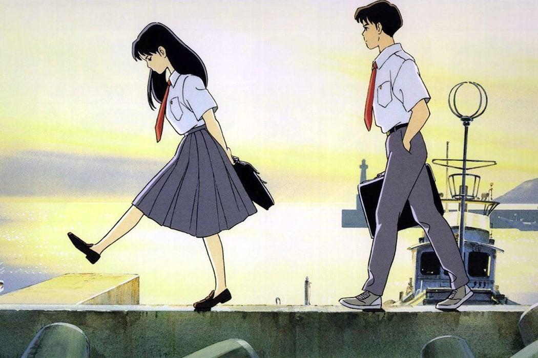 Puedo escuchar el mar (Tomomi Mochizuki, 1993)