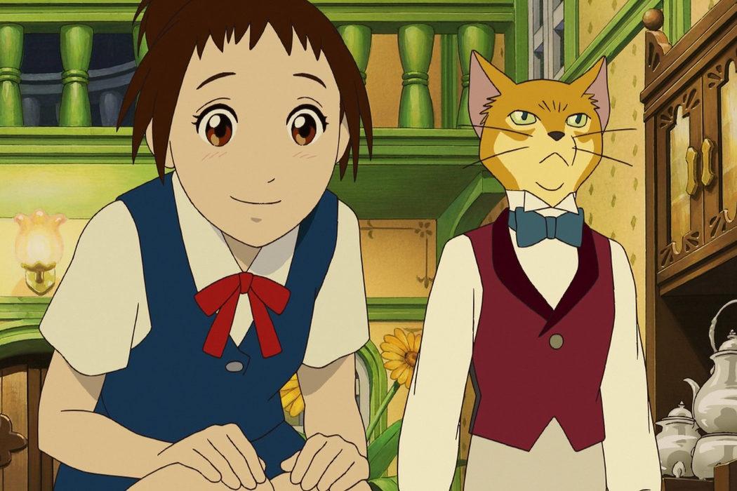 Haru en el reino de los gatos (Hiroyuki Morita, 2002)