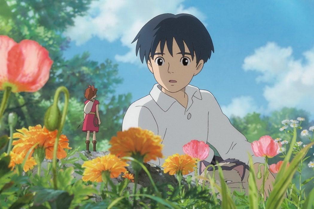 Arrietty y el mundo de los diminutos (Hiromasa Yonebayashi, 2010)