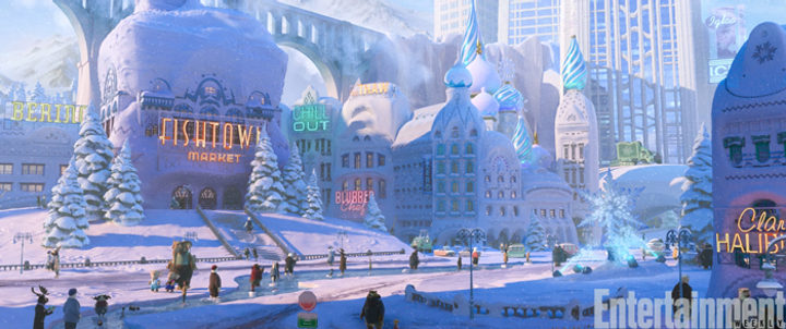 'Frozen' por partida doble