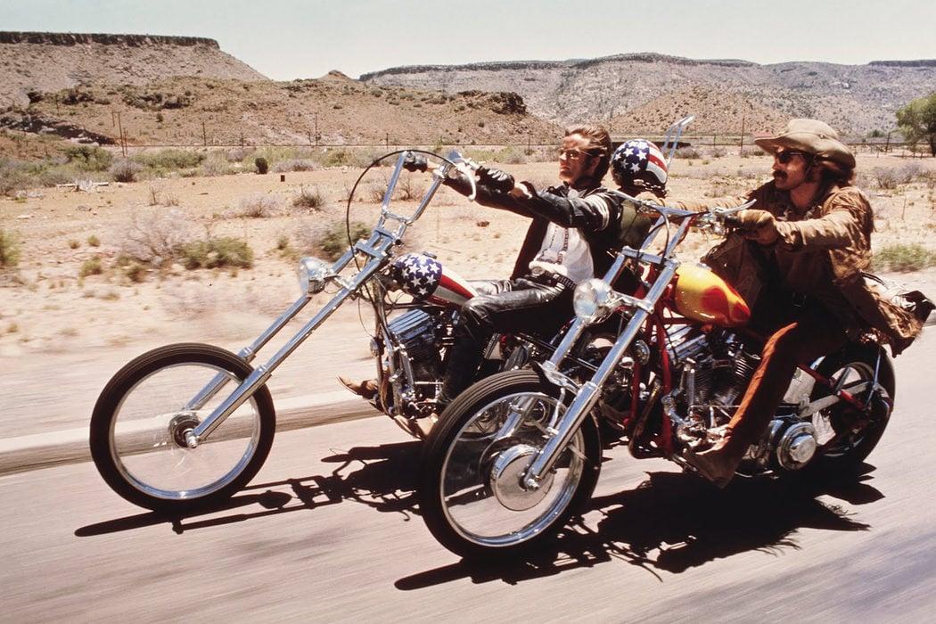 'Easy Rider (Buscando mi destino)'