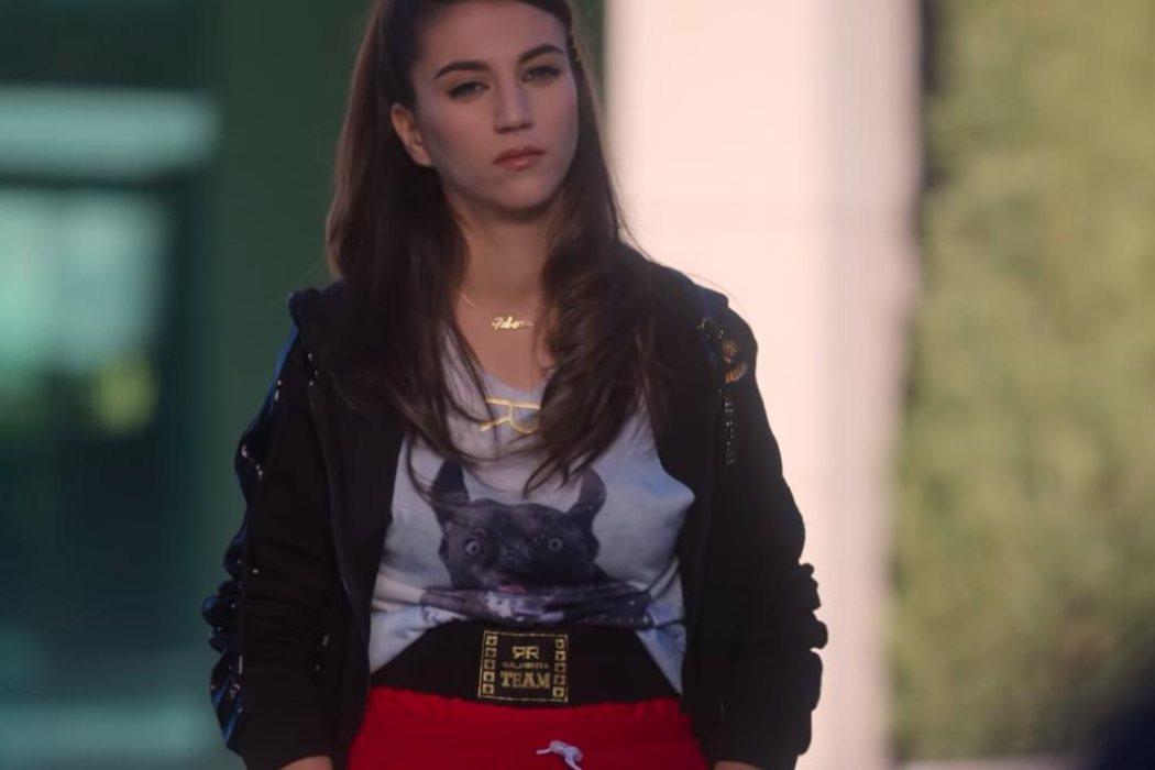 Claudia Salas (Rebeca)