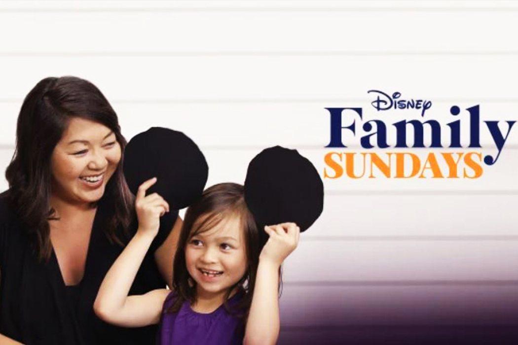 'Domingos en familia con Disney'