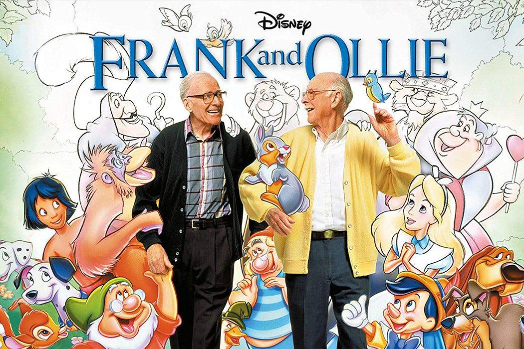 'Frank y Ollie: Los magos de Disney'