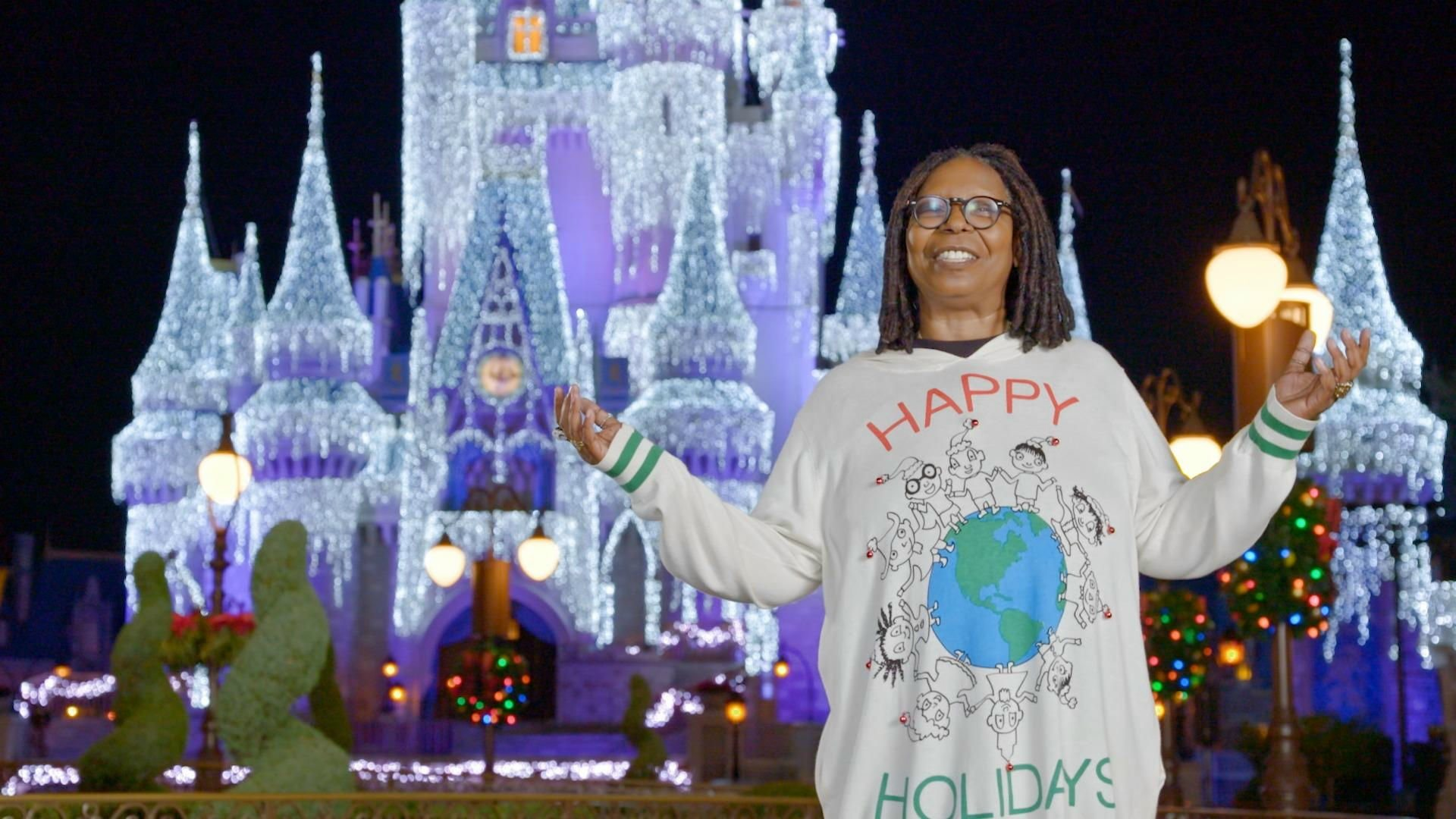 'Decorating Disney: Holiday Magic'