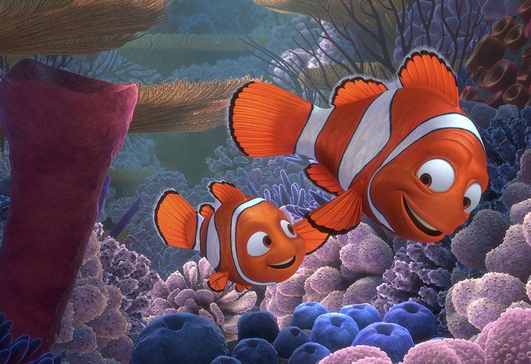 'Buscando a Nemo' (2003)