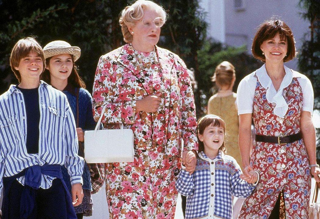 'Señora Doubtfire, papá de por vida' (1993)