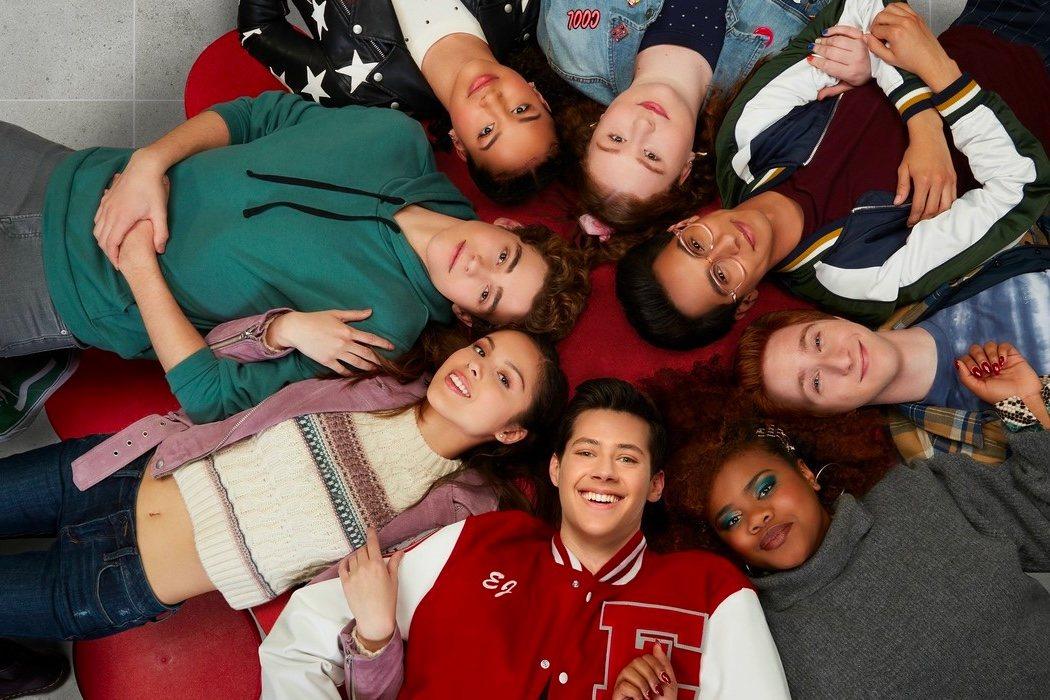 'High School Musical: El Musical: La serie'