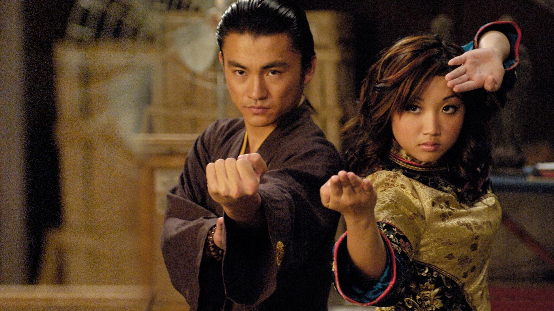 'Wendy Wu: La chica Kung Fu'