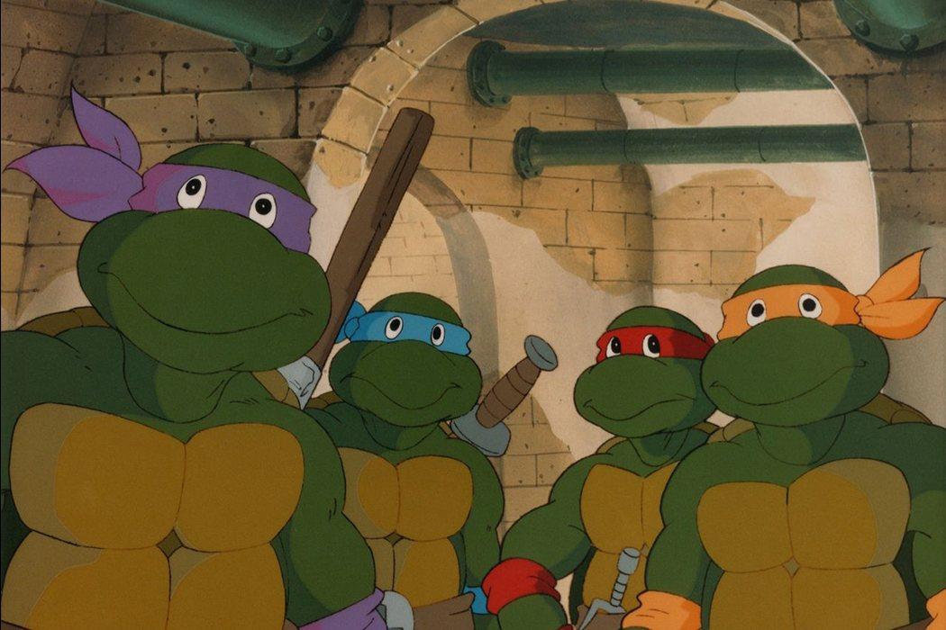 'Las tortugas ninja'
