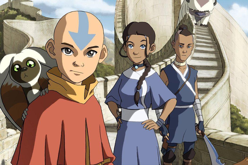 'Avatar: La leyenda de Aang'