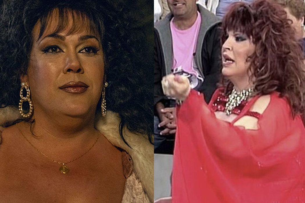 """Desirée Rodríguez es Paca """"La Piraña"""""""