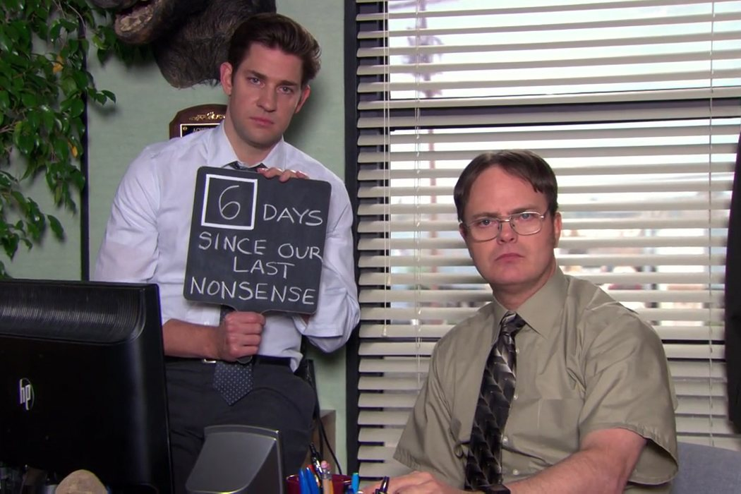 'The Office' (2005-2013)