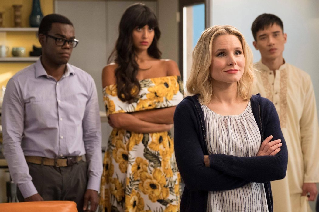'The Good Place' (2016-2020)