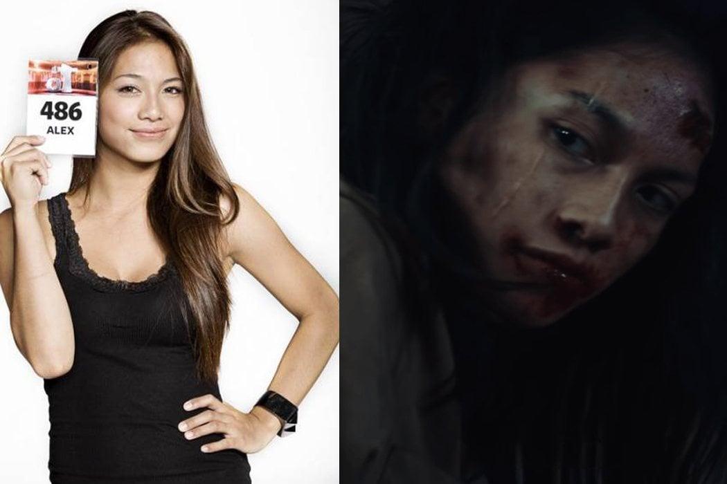 La actriz que interpreta a Miharu fue concursante de 'Operación Triunfo'