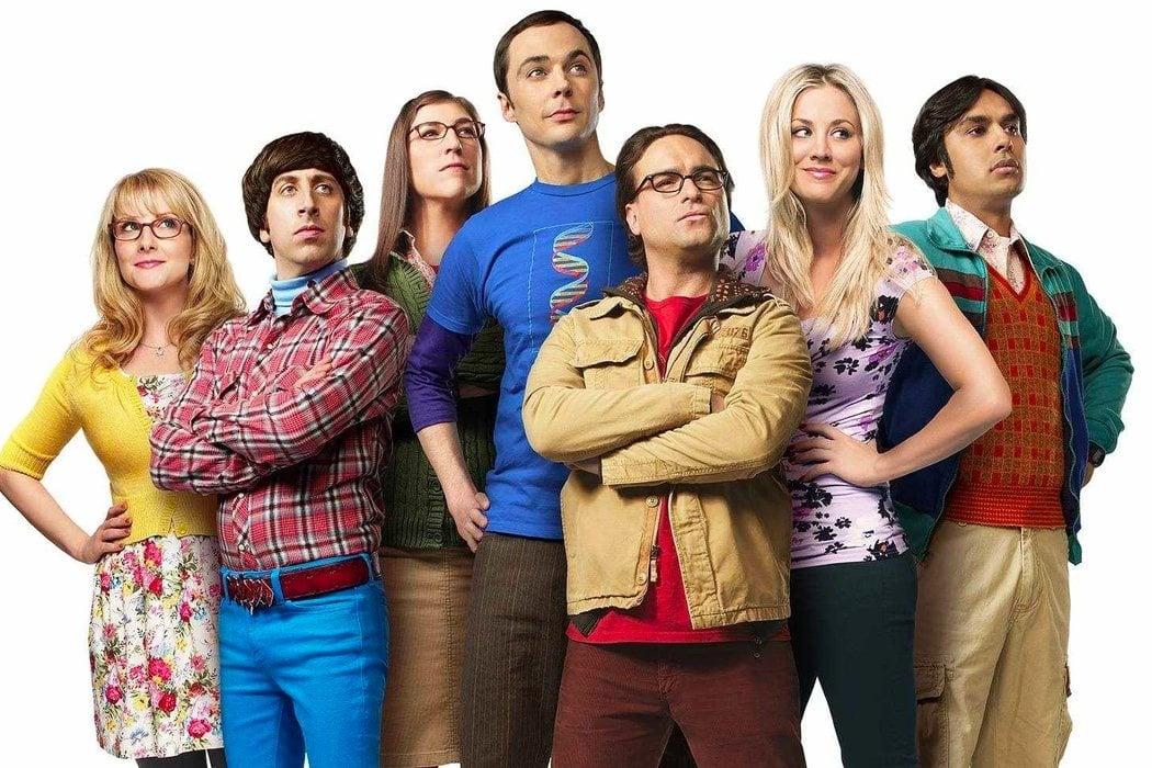 'The Big Bang Theory' (2007-2018)