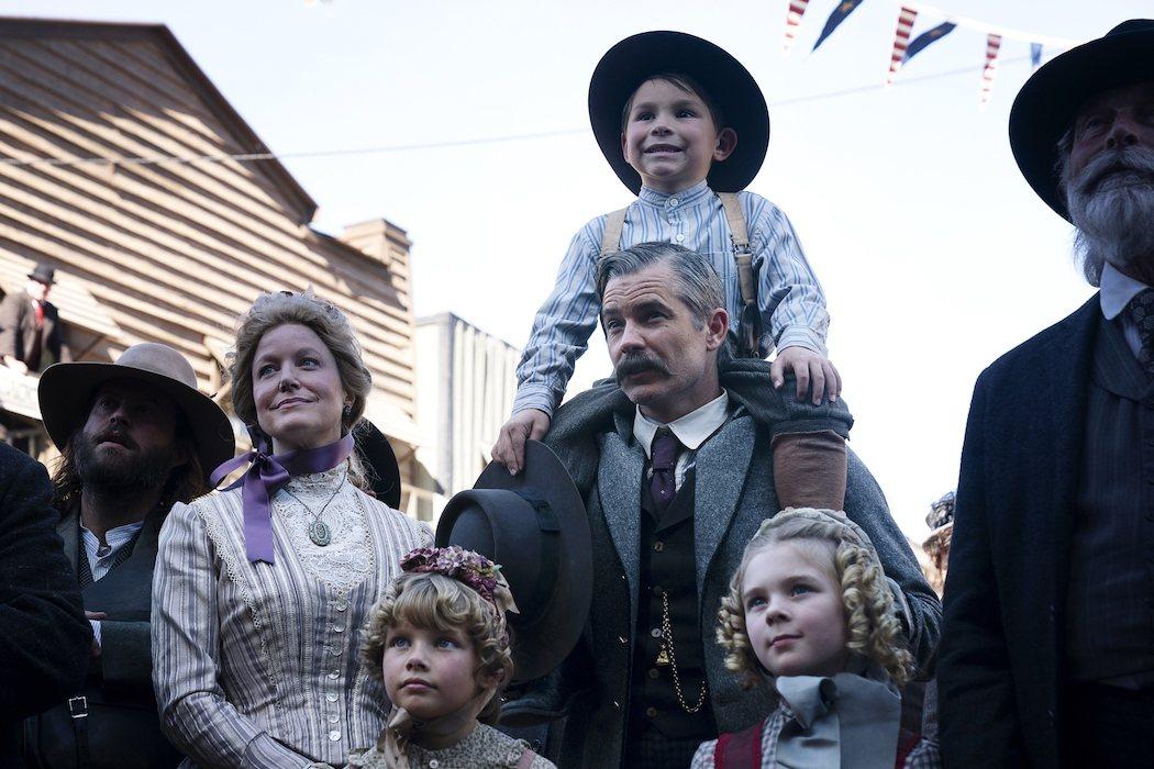 'Deadwood: La película'