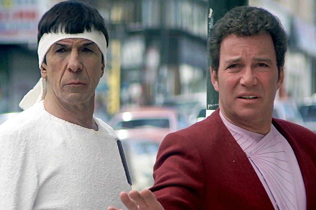 'Star Trek IV: Misión, salvar la Tierra'