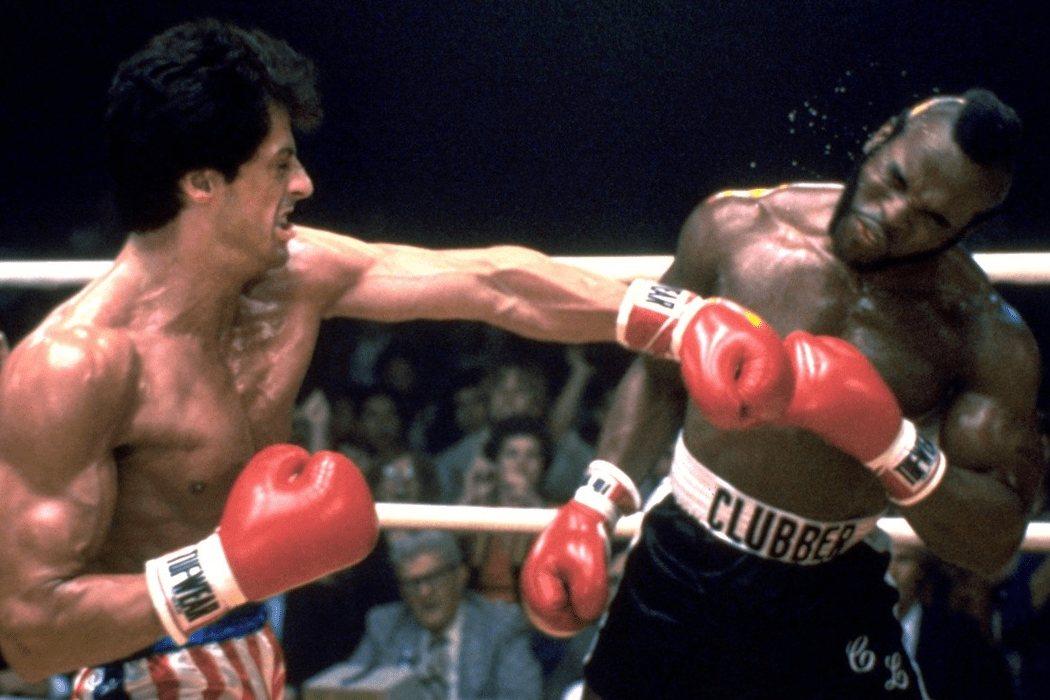 'Rocky III'