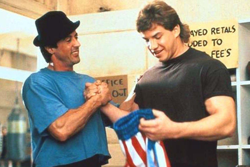 'Rocky V'