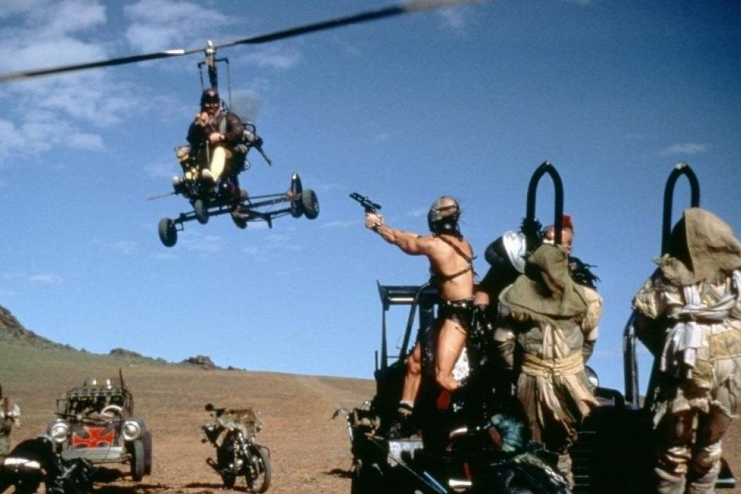 'Mad Max 2, el guerrero de la carretera'