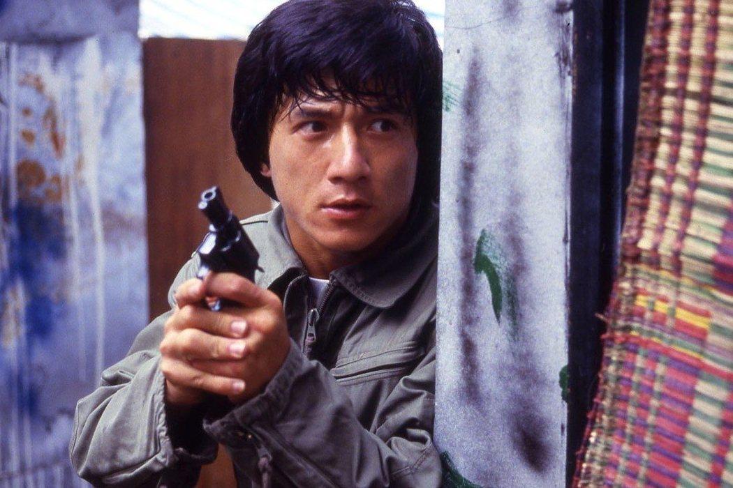 'Armas invencibles (Police Story)'