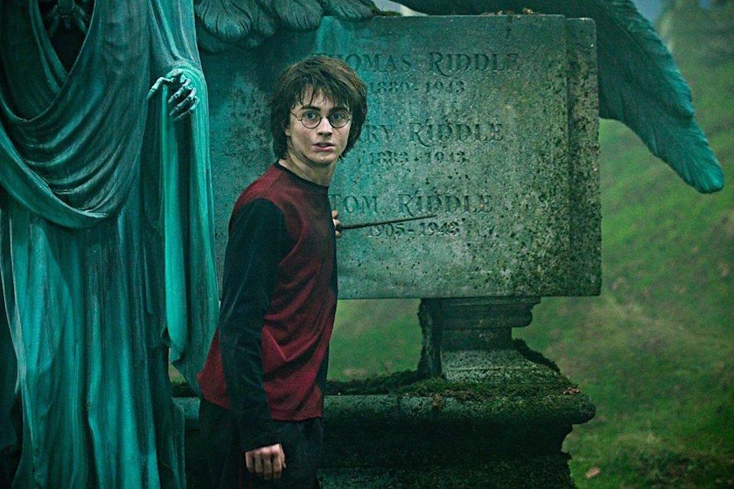 'Harry Potter y el cáliz de fuego'