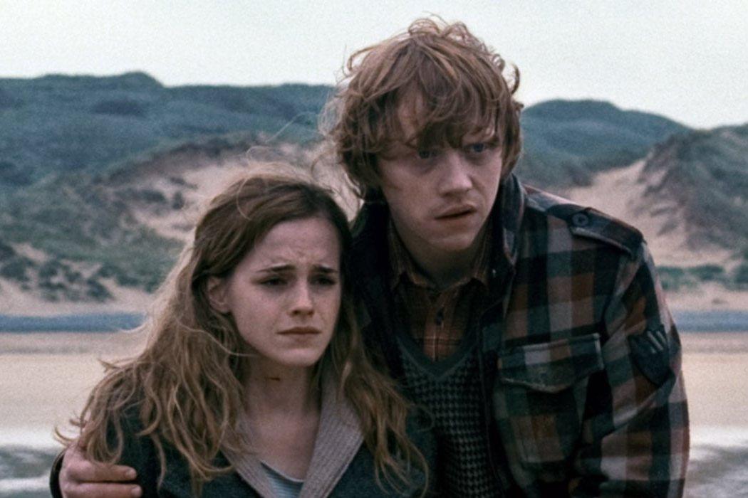 'Harry Potter y las reliquias de la muerte: parte 1'